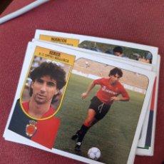 Cromos de Fútbol: ESTE 91 92 1991 1992 DESPEGADO MALLORCA SERER. Lote 194920423