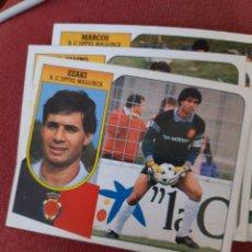 Cromos de Fútbol: ESTE 91 92 1991 1992 DESPEGADO MALLORCA EZAKI. Lote 194920478