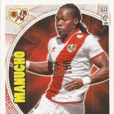 Cromos de Fútbol: 2014-2015 - 288 MANUCHO - RAYO VALLECANO - PANINI ADRENALYN XL - 2. Lote 194926080