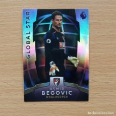 Cromos de Fútbol: 101 GLOBAL STAR BEGOVIC BOURNEMOUTH PLATINUM TOPPS PREMIER LEAGUE 2017 2018 17 18 NUEVO. Lote 194945905