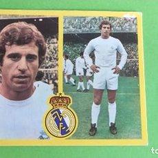 Cromos de Fútbol: REAL MADRID GONZALEZ ESTE 1972 1973 72 73 RECUPERADO. Lote 194977378