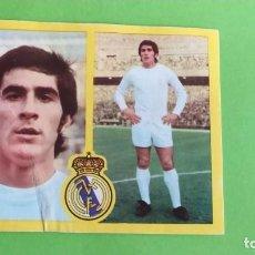 Cromos de Fútbol: REAL MADRID BENITO ESTE 1972 1973 72 73 RECUPERADO. Lote 194977427