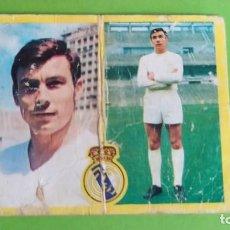 Cromos de Fútbol: REAL MADRID DE FELIPE ESTE 1972 1973 72 73 RECUPERADO. Lote 194977470