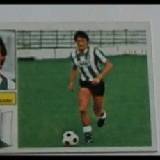 Cromos de Fútbol: ESTE 82 83 SAÑUDO DEL RACING SANTANDER. DESPEGADO. ESTE 1982 1983. Lote 194980061