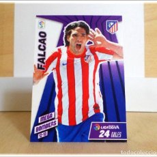 Cromos de Fútbol: MEGACRACKS 2012 2013 12 13 PANINI FALCAO Nº 409 MEGA BOMBERS ATLÉTICO MADRID CROMO LIGA FÚTBOL MGK. Lote 194985297