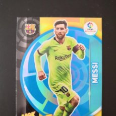 Cromos de Fútbol: MEGACRACKS 2019/20 - 371 MESSI - FC BARCELONA (MGK ÉLITE). Lote 195014478