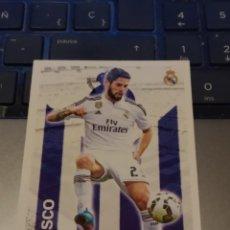 Cromos de Fútbol: 41 ISCO. REAL MADRID. MUNDICROMO 2016. Lote 195058327