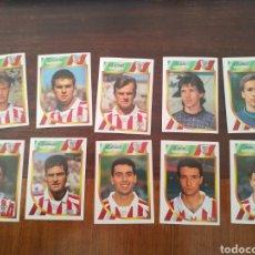 Cromos de Fútbol: 10 CROMOS LIGA ESTE 94 95 SEGUNDA DIVISIÓN BILBAO ATHLETIC 2A. Lote 195064915