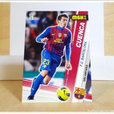 Cromos de Fútbol: MEGACRACKS 2012 2013 12 13 PANINI CUENCA Nº 51 (BARCELONA) CROMO LIGA ALBUM FÚTBOL BARÇA. Lote 195078913
