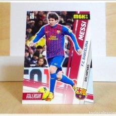 Cromos de Fútbol: MEGACRACKS 2012 2013 12 13 PANINI MESSI Nº 52 (BARCELONA) CROMO LIGA ALBUM FÚTBOL BARÇA. Lote 195078953