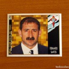 Cromos de Fútbol: CELTA - BAJA - FERNANDO SANTOS - EDICIONES ESTE 1997-1998, 97-98 - NUNCA PEGADO. Lote 195079473