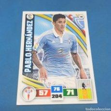 Cromos de Fútbol: (C-30) ADRENALYN 2015-2016 (CELTA) N°80 PABLO HERNÁNDEZ. Lote 195085520