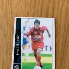Cromos de Fútbol: MUNDICROMO FICHAS LIGA 2003 Nº 340 GABILONDO (REAL SOCIEDAD) IMAGINACION -FUTBOL CROMO 2002 2003 . Lote 195123340
