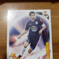 Cromos de Fútbol: CROMO COLECCIONES ESTE 2012/13,EDITORIAL PANINI, JUGADOR VALERON (STARS). Lote 195151843