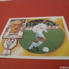 Cromos de Fútbol: CROMO VERSIÓN DERTYCIA LIGA ESTE 94 95 1994 1995. Lote 195152877