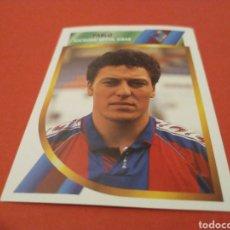 Cromos de Fútbol: CROMO PABLO LIGA ESTE 94 95 SEGUNDA DIVISIÓN 1994 1995 2A. Lote 195153220