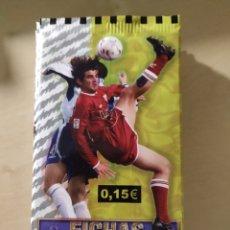 Cromos de Fútbol: 10 SOBRES - LAS FICHAS DE LA LIGA 2005. Lote 195156535