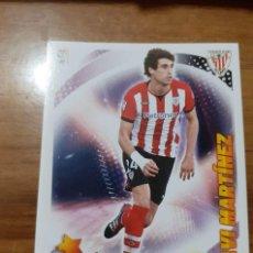 Cromos de Fútbol: CROMO COLECCIONES ESTE 2012/13,EDITORIAL PANINI, JUGADOR JAVI MARTINEZ (STARS). Lote 195163295
