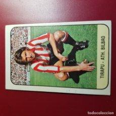 Cromos de Fútbol: ESTE - LIGA 78 79 - 1978 1979 - UN CROMO - ATH BILBAO - TIRAPU - SIN PEGAR. Lote 195193787