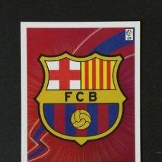 Cromos de Fútbol: #113 23 ESCUDO BARCELONA EDICIONES ESTE 2014 2015 14 15 NUEVO SIN PEGAR. Lote 195197836