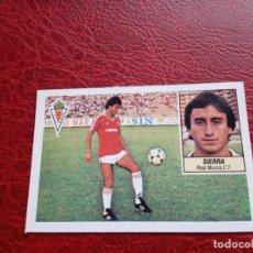 Cromos de Fútbol: SIERRA MURCIA ED ESTE 84 85 CROMO FUTBOL LIGA 1984 1985 - DESPEGADO - 1080. Lote 195202958