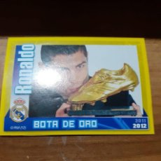 Cromos de Fútbol: CROMO COLECCIÓN OFICIAL R. MADRID, TEMPORADA 2011/12, EDITORIAL PANINI,JUGADOR C. RONALDO. Nº 157. Lote 195241017
