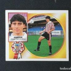 Cromos de Fútbol: ATB HUEGUN ATHLETIC DE BILBAO 1994 1995 ESTE 94 95 SIN PEGAR NUEVO NUNCA PEGADO. Lote 195241068