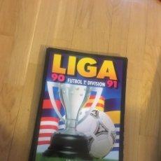 Cromos de Fútbol: FACSÍMIL SALVAT ESTE 1991 1990 90 91. Lote 195241092