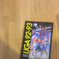 Cromos de Fútbol: FACSÍMIL SALVAT ESTE 1992 1993 92 93. Lote 195241200