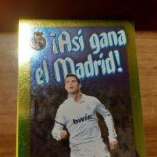 Cromos de Fútbol: CROMO COLECCIÓN OFICIAL R. MADRID, TEMPORADA 2011/12, EDITORIAL PANINI,JUGADOR C. RONALDO. Nº 209. Lote 195241231