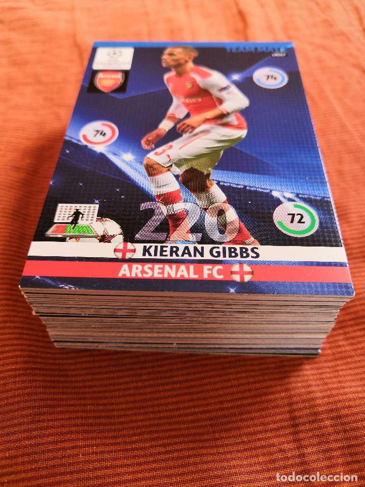 Cromos de Fútbol: LOTE CARDS ADRENALYN XL CHAMPIONS 2014-2015 14 15 ACTUALIZACION UPDATE EDITION - Foto 3 - 195266260
