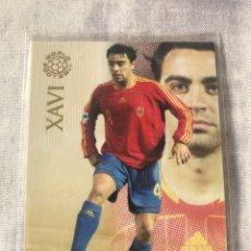 Cromos de Fútbol: XAVI FC BARCELONA 2006 FUTERA #65 FUTERA UNIQUE. Lote 195267462