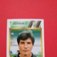 Cromos de Fútbol: CROMO JULIO SOLER BADAJOZ LIGA ESTE 94 95 SEGUNDA DIVISIÓN 2A. Lote 195281330