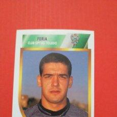 Cromos de Fútbol: CROMO FERIA TOLEDO LIGA ESTE 94 95 SEGUNDA DIVISIÓN 2A. Lote 195281828
