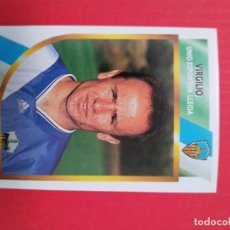 Cromos de Fútbol: CROMO VIRGILIO LLEIDA LÉRIDA LIGA ESTE 94 95 SEGUNDA DIVISIÓN. Lote 195288516
