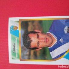 Cromos de Fútbol: CROMO SALILLAS LLEIDA LÉRIDA LIGA ESTE 94 95 SEGUNDA DIVISIÓN. Lote 195288568