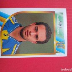 Cromos de Fútbol: CROMO ALEX I PALAMÓS LIGA ESTE 94 95 SEGUNDA DIVISIÓN. Lote 195288671