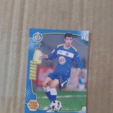Cromos de Fútbol: Nº 94 MIGUEL TORRES, GETAFE - CROMO PANINI MEGACRACKS 2011-2012 MGK LIGA FÚTBOL 11-12. Lote 195331835