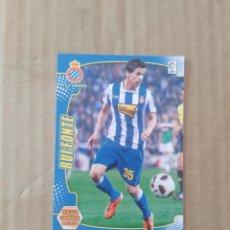 Cromos de Fútbol: Nº 87 RUI FONTE, ESPANYOL - CROMO PANINI MEGACRACKS 2011-2012 MGK LIGA FÚTBOL 11-12. Lote 195332096