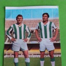 Cromos de Fútbol: CORDOBA 166 ALARCON RIVERO RUIZ ROMERO 75 76 1975 1976 RECUPERADO. Lote 195336247