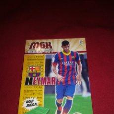 Cromos de Fútbol: MEGACRACKS 2013-14 NEYMAR FC BARCELONA #437. Lote 195389501