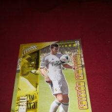 Cromos de Fútbol: MEGA FICHAJES BALE MGK 2013-14 REAL MADRID. Lote 195389768