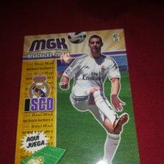 Cromos de Fútbol: MEGACRACKS 2013-14 ISCO REAL MADRID. Lote 195389881