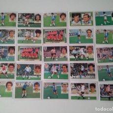 Cromos de Fútbol: LOTE 154 CROMOS DE FÚTBOL. LIGA 84/85 EDICIONES ESTE. SIN PEGAR. BUEN ESTADO. . Lote 195413512