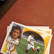 Cromos de Fútbol: ESTE 94 95 1994 1995 TOMAS ALBACETE FICHAJE 2 SIN PEGAR. Lote 195428105