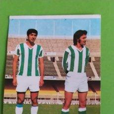 Cromos de Fútbol: CORDOBA 163 DOMINICHI VARO RUIZ ROMERO 75 76 1975 1976 RECUPERADO. Lote 195428115