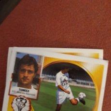 Cromos de Fútbol: ESTE 94 95 1994 1995 TOMAS ALBACETE FICHAJE 2 SIN PEGAR. Lote 195428130