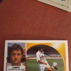 Cromos de Fútbol: ESTE 94 95 1994 1995 TOMAS ALBACETE FICHAJE 2 SIN PEGAR. Lote 195428137