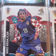 Cromos de Fútbol: 108 NIKO KRANJČAR HRVATSKA CROACIA EURO 2012 ADRENALYN NUEVO. Lote 195454706