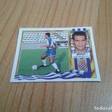 Cromos de Fútbol: URZÁIZ -- ESPAÑOL -- FICHAJE Nº 3 -- 95/96 -- ESTE -- RECORTADO. Lote 195479476